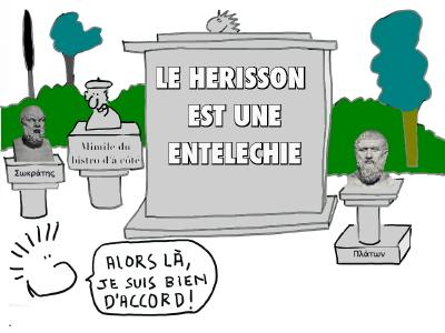 Au jardin des philosophes