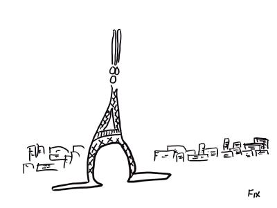 Rénovation de la tour Eiffel